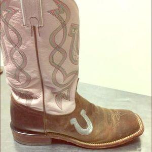 Tony Llama Boots.